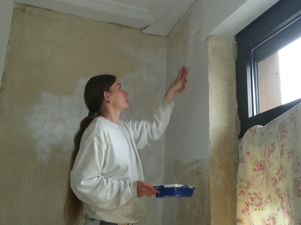 Schimmelentfernung Saarbrücken Dudweiler - Maler Rüger