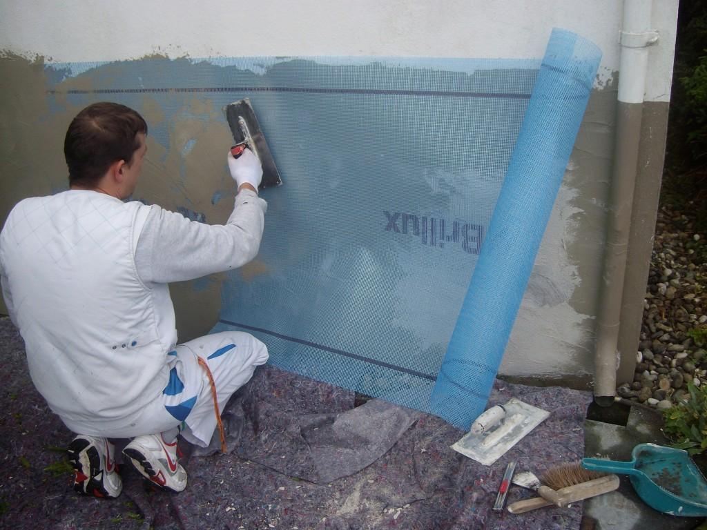 Fassadenputz Saarbrücken Dudweiler - Maler Rüger